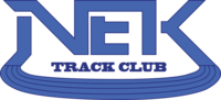 Thumb nek track club logo